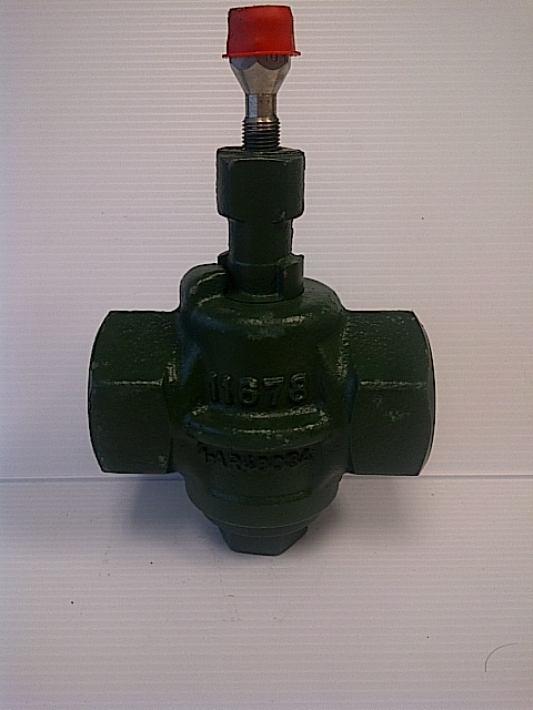 1AR Series Threaded Plug Valves