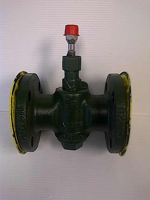 1AS Series Flanged Lubricated plug Valves