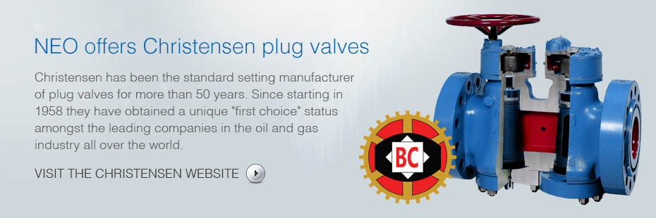 Christensen Plug Valves